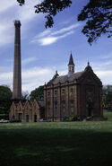 Ryhope Pumping Station