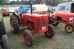 International B250 sn 19200 - TEW 677 at Old Warden 09 - IMG 1396