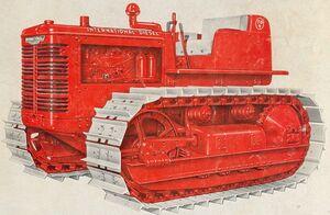 International TD-9 1951