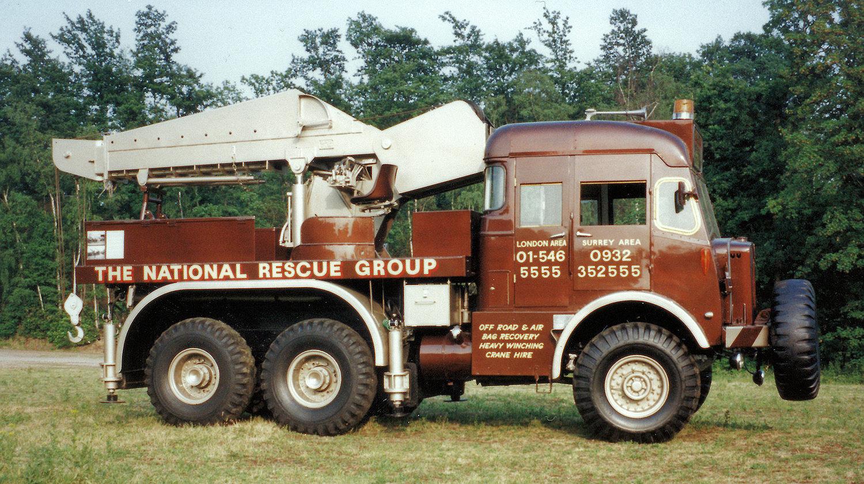 AEC Militant | Tractor & Construction Plant Wiki | Fandom ...