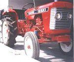 Iseki TS2000 (red)