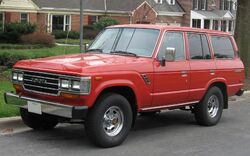 80-89 Toyota Land Cruiser