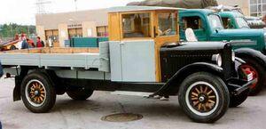 Volvo LV63 Truck 1929