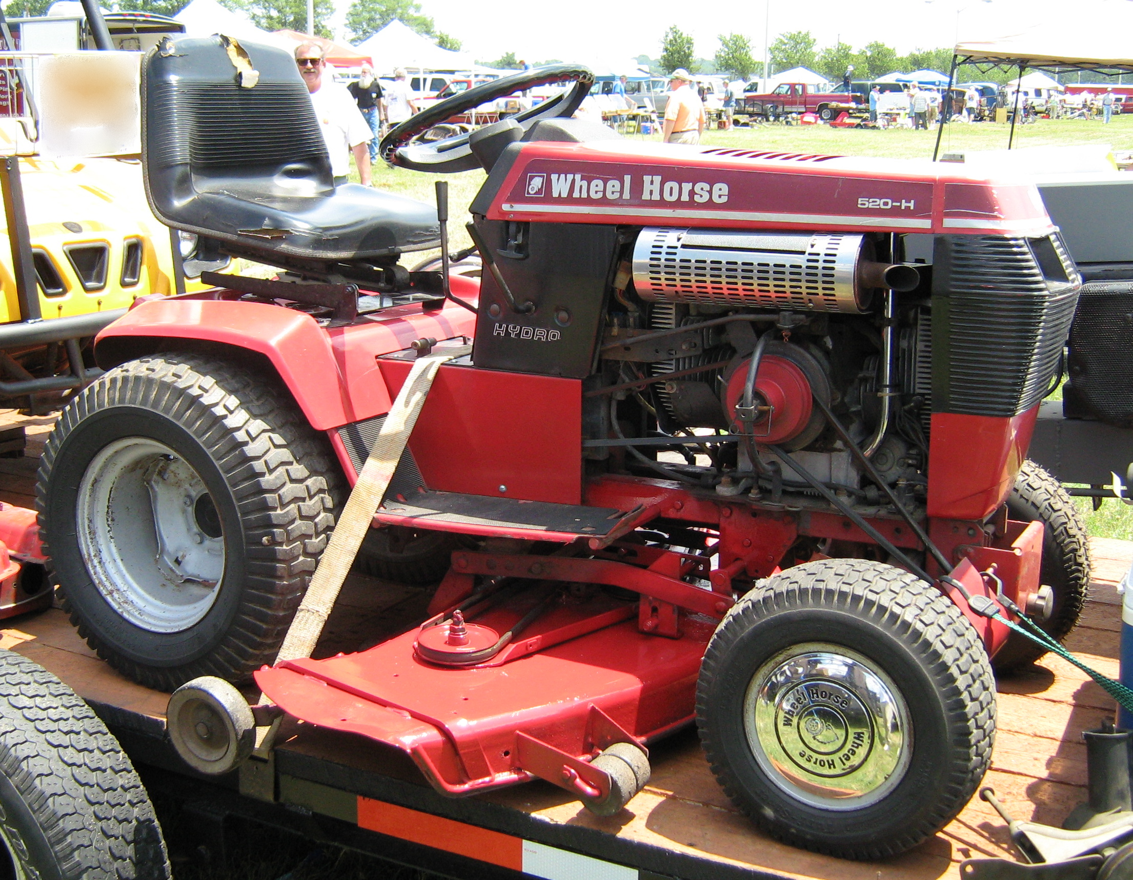 wheel horse mower deck manual pictures of horses 1986 wheel horse 520 h garden tractor s