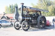 Burrell no. 3121 TE Keeling reg NO 1310 at toddington station 2010 - IMG 4091