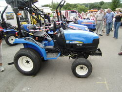 New Holland TC21D
