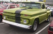 Tuned Chevrolet C-K (Centropolis Laval '10)