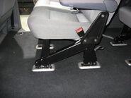 VW Caravelle Seat Adj