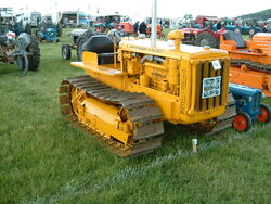 Cat D2 at Belvoir 07