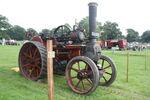 Fowler tractor sn 7942 reg TA 626 at Harewood-08 - IMG 0545