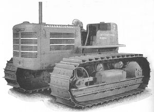 International TD-14 1940