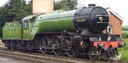 LNER Class V2 Green Arrow