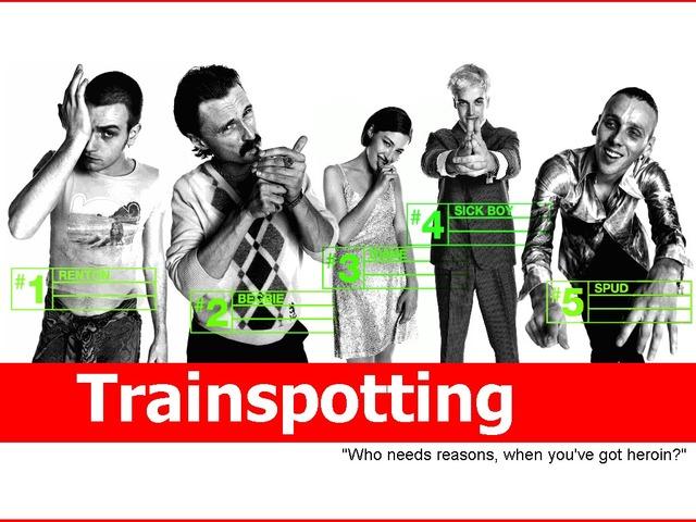 Trainspotting Film Wikia | Fandom powered by Wikia