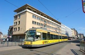 lijn 6 karlsruhe tram wiki fandom powered by wikia. Black Bedroom Furniture Sets. Home Design Ideas
