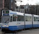 Amsterdamskie wagony tramwajowe typu 9G i 10G
