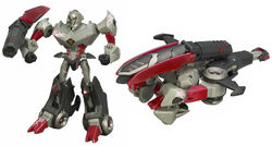 TFAnimated Deluxe BattleBegins Megatron toy