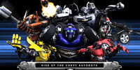 Transformers: Rise of the Chevy Autobots
