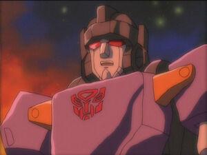Arrogant Autobot
