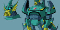 Depth Charge (TFA)