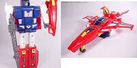 Star Saber (Primax)/Toys