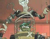 Caged bulkhead
