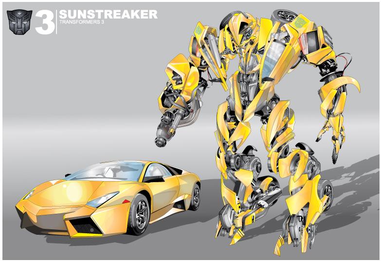 Sunstreaker (G1) | Teletraan I: The Transformers Wiki | Fandom ...
