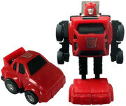 G1 Cliffjumper toy
