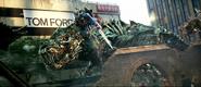 AOE Optimus in Grimlock on HK