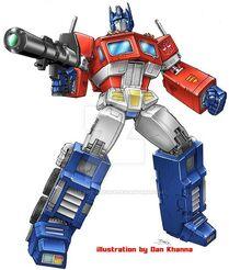 Optimus Prime (G1)