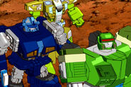2 Generic Autobot