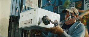 Movie Xbox 360 robot