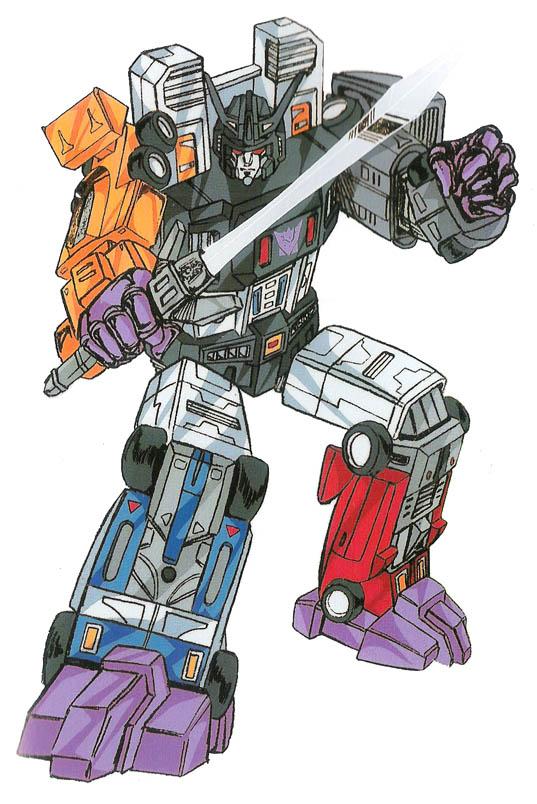 Transformers G1 Stunticons