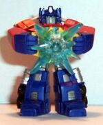Robot Hero Matrix Optimus Prime