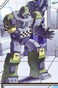 Autobot Piston