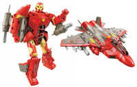 Crossovers IronMan toy