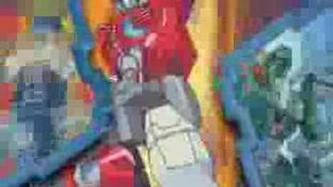 Transformers Opening Titles Robots In Disguise