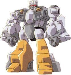 Coelagon robot