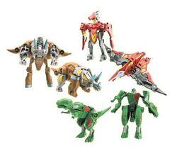 Dinobots-MiniCons