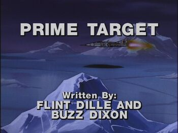 Prime Target title shot
