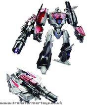 Wfc-megatron-toy-deluxe