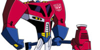 Optimus Prime (Animated)