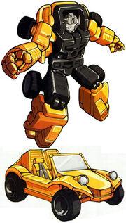 Minispy buggy