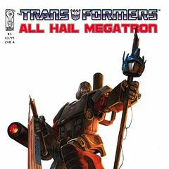 Me Grimlock say Megatron badass!