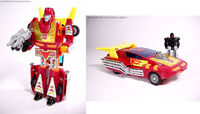 G1 TMHotRod toy