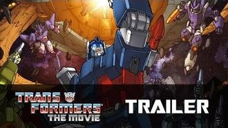 Transformers G1 The Movie Trailer
