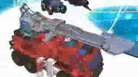 Transformers Opening Titles Energon
