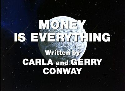 G1 Money Is Everything Titlecard