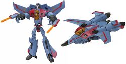 TFAnimated Voyager Starscream toy