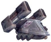Decepticlone artillery