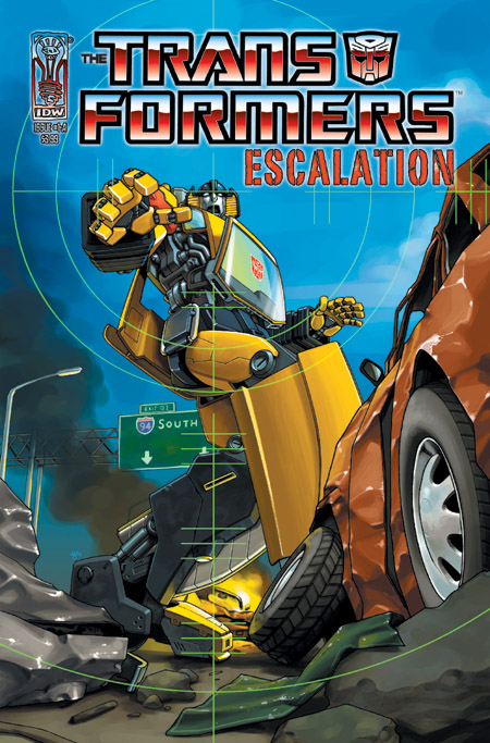 IDW continuity | Teletraan I: The Transformers Wiki ...